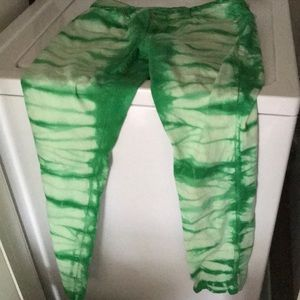 Michael Kors tye dye jeans. Excellent condition.